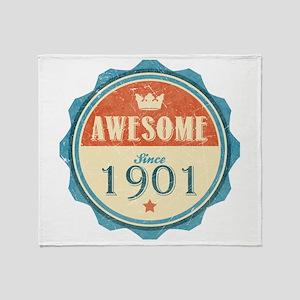 Awesome Since 1901 Stadium Blanket