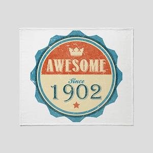 Awesome Since 1902 Stadium Blanket