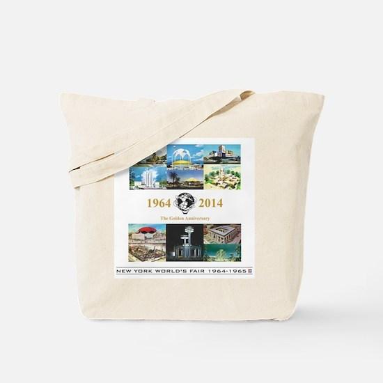 50th Anniversary Pavilions Tote Bag