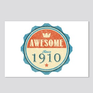 Awesome Since 1910 Postcards (Package of 8)
