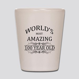 World's Most Amazing 100 Year Old Shot Glass