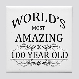 World's Most Amazing 100 Year Old Tile Coaster