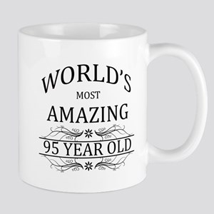 World's Most Amazing 95 Year Old Mug
