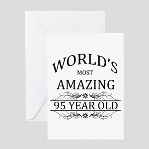 World's Most Amazing 95 Year Old Greeting Card