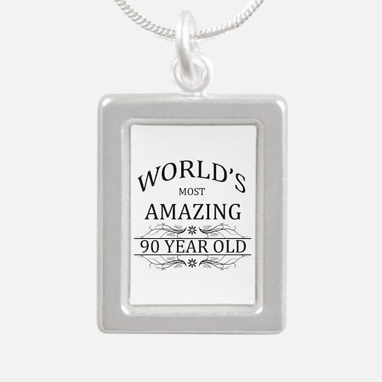 World's Most Amazing 90 Silver Portrait Necklace