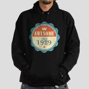 Awesome Since 1929 Dark Hoodie