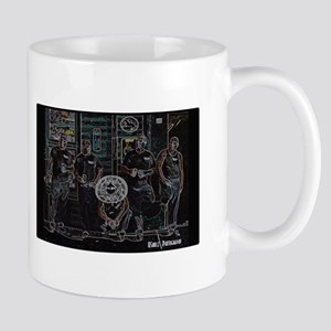 Dead Sleds Mugs