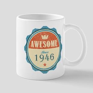 Awesome Since 1946 Mug