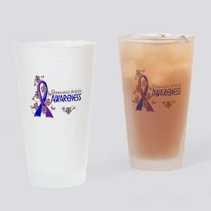 RA Awareness 6 Drinking Glass