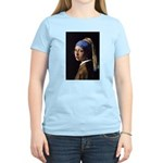 The girl with a pair of glasses T-Shirt
