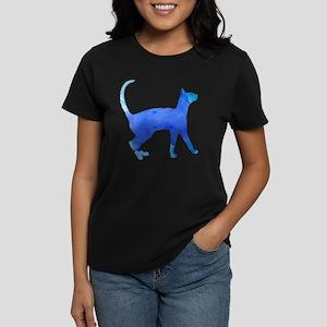 Cat Women's Dark T-Shirt