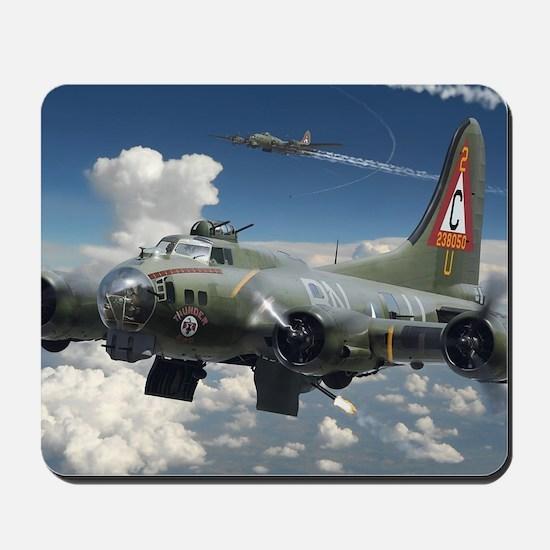 B-17 SUPERFORTRESS Mousepad