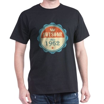 Awesome Since 1962 Dark T-Shirt