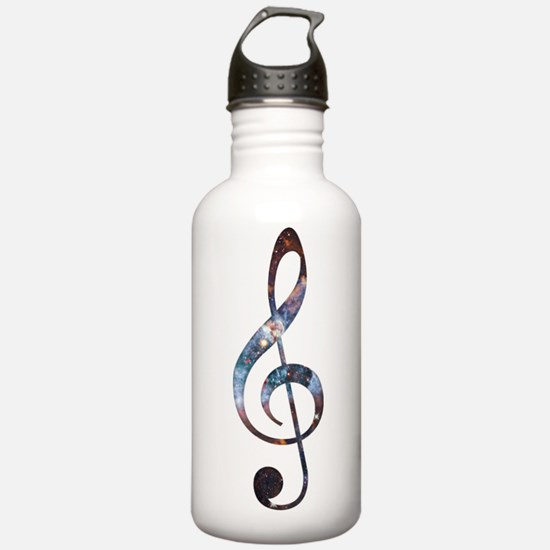 Cosmic Music Water Bottle