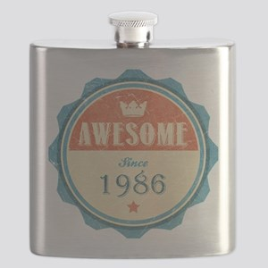 Awesome Since 1986 Flask
