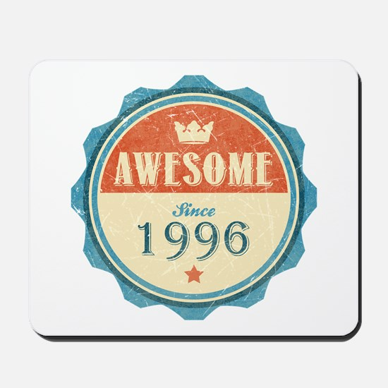 Awesome Since 1996 Mousepad