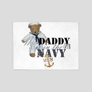 DaddyNavy 5'x7'Area Rug