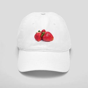 big strawberry Baseball Cap