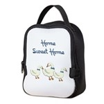 Home Sweet Home Neoprene Lunch Bag