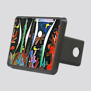 Klee - Landscape with Yell Rectangular Hitch Cover