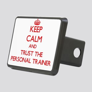 Keep Calm and Trust the Personal Trainer Hitch Cov