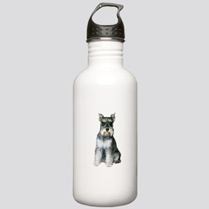 Schnauzer (gp2) Stainless Water Bottle 1.0L