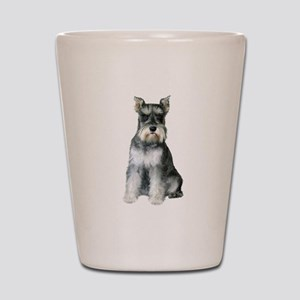 Schnauzer (gp2) Shot Glass