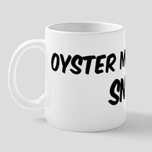 Oyster Mushroom Mug