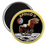 Apollo 11 Patch Magnet