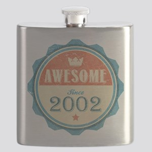 Awesome Since 2002 Flask