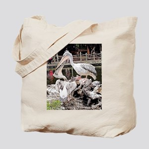 Hows The View, Photo / Digital Painting Tote Bag