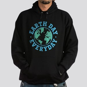 Vintage Earth Day Everyday Hoodie (dark)
