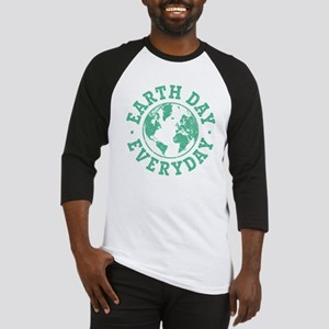 Vintage Earth Day Everyday Baseball Jersey