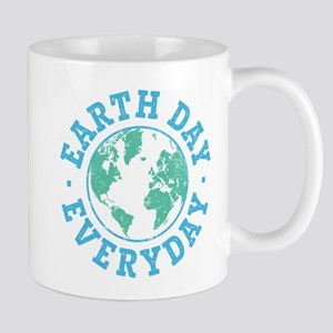 Vintage Earth Day Everyday Mug