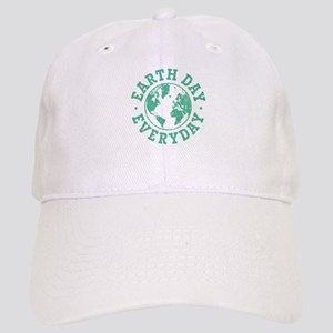 Vintage Earth Day Everyday Cap