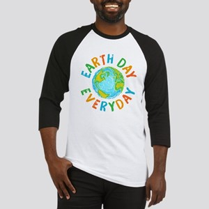 Earth Day Everyday Baseball Jersey