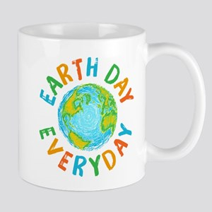 Earth Day Everyday Mug