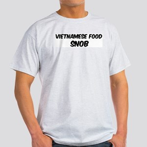 Vietnamese Food Light T-Shirt