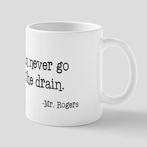 Down the Drain Mug