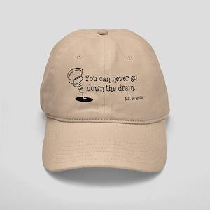 Down the Drain Cap