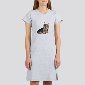 Silky Terrier (gp2) Women's Nightshirt