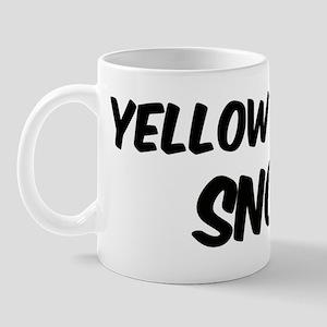 Yellow Corn Mug