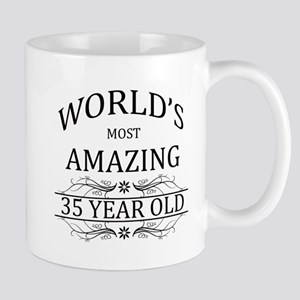 World's Most Amazing 35 Year Old Mug
