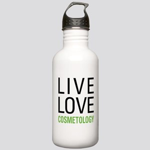 Live Love Cosmetology Stainless Water Bottle 1.0L