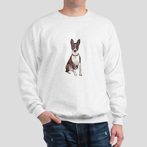Basenji (brindle) Sweatshirt