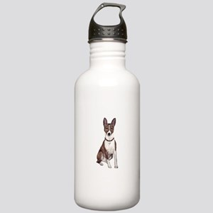 Basenji (brindle) Stainless Water Bottle 1.0L
