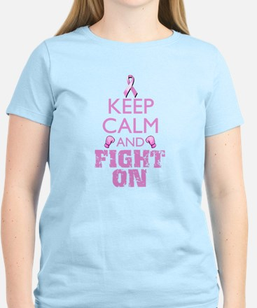 KeepCalmFightOn T-Shirt