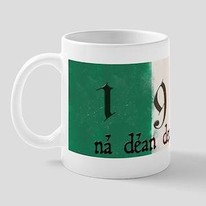 Ireland Flag 1916 Easter Rising Mug
