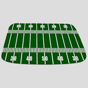 Football Field Bathmat