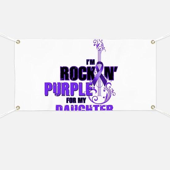 RockinPurpleForDaughter Banner